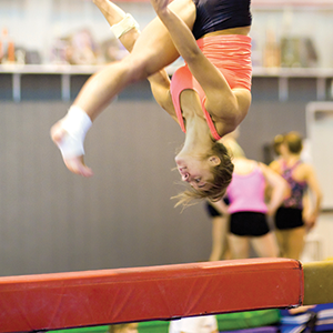 Life Lessons Learn In Gymnastics